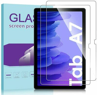 £2.95 • Buy Tempered Glass Screen Protector For Samsung Galaxy Tab A7 2020 10.4-inch