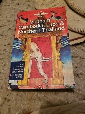 £8.62 • Buy Lonely Planet Vietnam, Cambodia, Laos & Northern Thailand