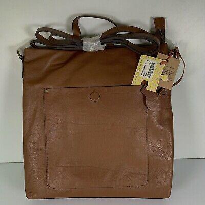 White Stuff Leather Backpack Holly Ruck Sack Bag Tan Brown New W/Tags RRP £65 • 24.99£