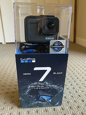 AU316 • Buy GoPro HERO7 Action Camera - Black Very Little Use, Excellent Condition