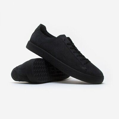 Men's Puma Leather Low Top Perforated Sneaker * Puma X Clyde * Stampd Size 6.5 • 46.11£
