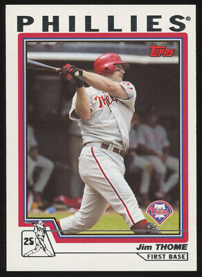 $0.99 • Buy 2004 Topps BB - You Pick - Complete Your Set #251-500 (F02)