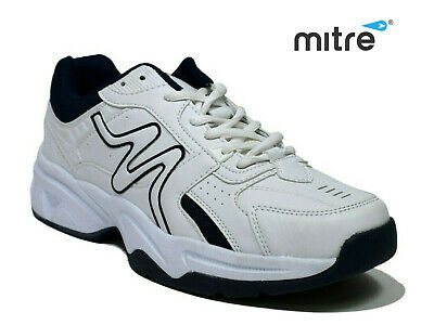 Mens Mitre Trainers Lightweright Memory Foam Touch Fastening Sports Casual Shoes • 14.99£