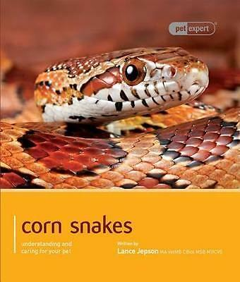 Corn Snakes - Pet Expert: Understanding And Caring For Your Pet Lance Jepson Goo • 14.60£