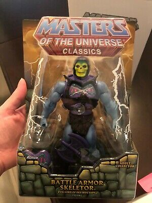 $88 • Buy Battle Armor Skeletor MOTUC Figure Masters Of The Universe Classics