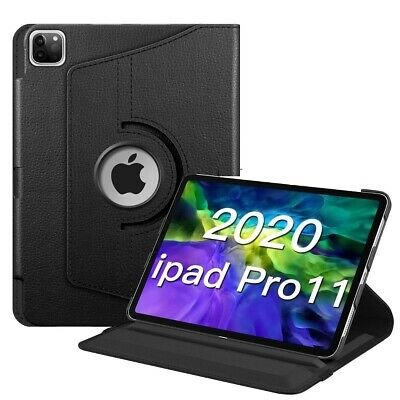 £4.99 • Buy IPad Pro Case 11 Inch 2020-2018 (2nd Generation),360 Rotating Leather Case Cover
