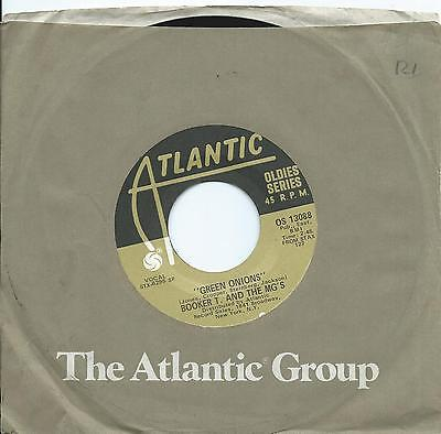 £8 • Buy Booker T And The MG's:Green Onions/Chinese Checkers:Atlantic Re-Issue