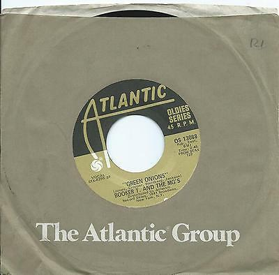 Booker T And The MG's:Green Onions/Chinese Checkers:Atlantic Re-Issue • 8£