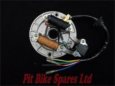 £14 • Buy Quality Stator Plate Magneto For Pit Bike. Will Fit Most Makes. 50cc To 125cc