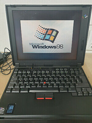 IBM ThinkPad 380XD • 333£
