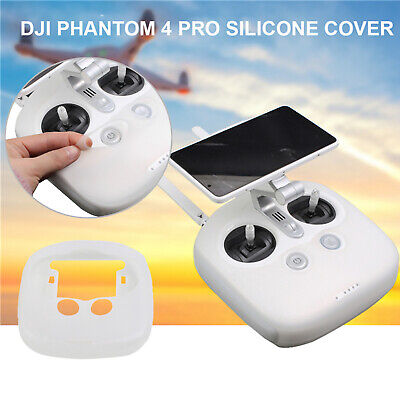AU23.72 • Buy For DJI Phantom 4 Pro Remote Control Case Protective Silicone Cover Accessories