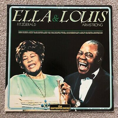 AU20.89 • Buy Ella Fitzgerald And Louis Armstrong  Record Vinyl