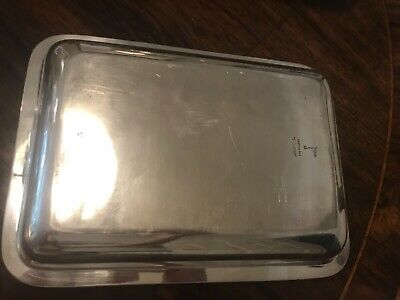 Antique Large Walker And Hall Silver Plated  Entree Dish • 120£