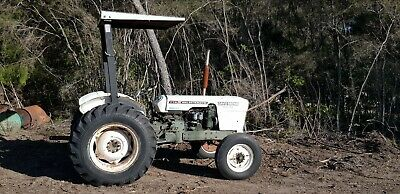 AU5999 • Buy DAVID BROWN Tractor Diesel , 3 Point Linkage With Owners Books