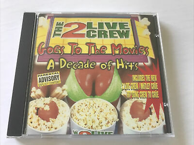 $ CDN20.04 • Buy 2 Live Crew Goes To The Movies: Decade Of Hits CD 1997 Bonus Track Motley Crue