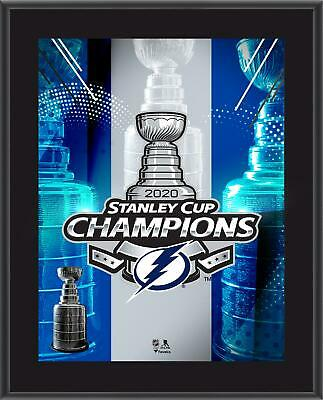View Details Tampa Bay Lightning 2020 Stanley Cup Champs 10.5  X 13  Champs Plaque - Fanatics • 29.99$