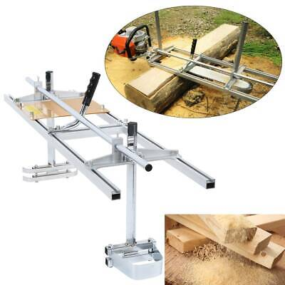 £85.99 • Buy 14~48  Portable Adjustable Chain Saw Milling Chainsaw Mill Attachment Planking