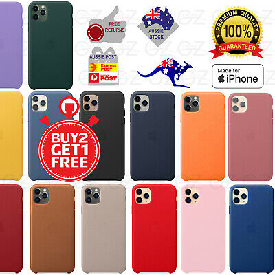 AU10.95 • Buy  Luxury PU Leather Case Cover For IPhone 11 Pro MAX X XS XR 7 8 Plus Shockproof