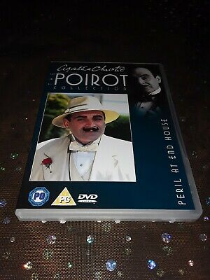 Poirot Collection  Peril At End House Dvd • 3.50£