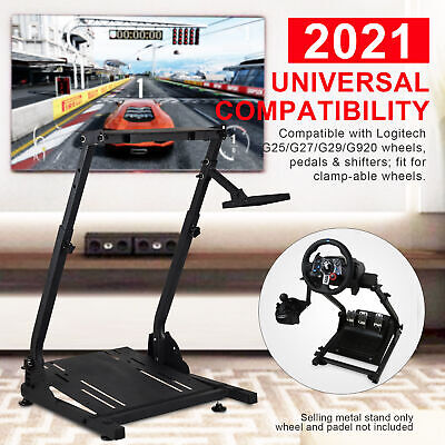 Top Quality Racing Simulator Steering Wheel Stand For G25 G27 G29 G920 • 74.99£