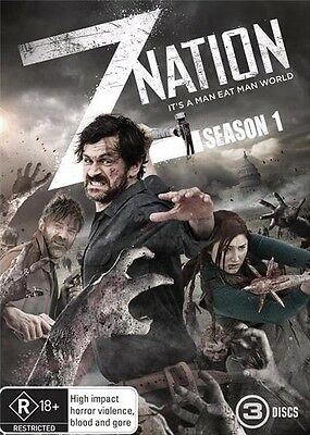AU17.45 • Buy Z Nation : Season 1 : New Dvd