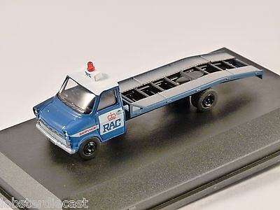 FORD TRANSIT Mk1 RAC BEAVERTAIL RECOVERY TRUCK 1/76 Scale Model OXFORD DIECAST • 16.99£
