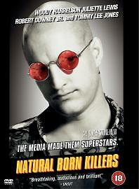 Natural Born Killers DVD, 2001 • 2£