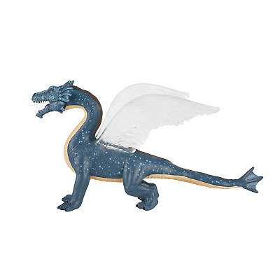 £14.95 • Buy Mojo SEA DRAGON Fantasy Action Toys Figures Play Models Figurine Mythical Legend