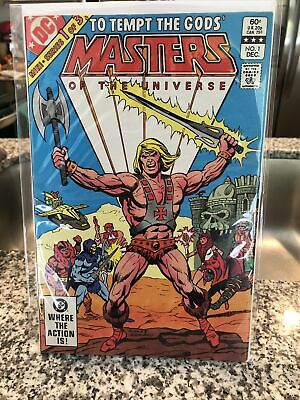 $27.49 • Buy **masters Of The Universe #1**(1982, Dc)**he-man**mini Series**