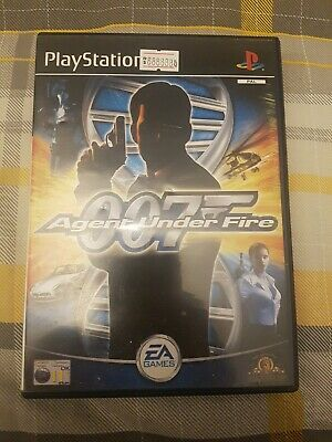 007 Agent Under Fire Ps2 Game • 2.99£