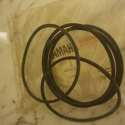 Yamaha Fs1e Cs3 Cs5 Yr5 Yds7 Rd125 Rd200 As2 Ds6 Dt2 Rt2 Flasher Lense Gaskets N • 18£
