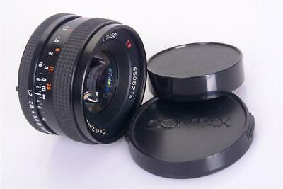 $ CDN299.44 • Buy Contax 50mm 1,7 Carl Zeiss T* AE F. 139 167 RTS II Germany 6505214