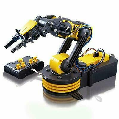 Build Your Own Robot Arm Award Winning Toy Both Educational • 37.99£