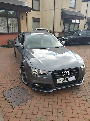 2014 Audi A5 2.0 Tdi S'line Sportback Low Milleage 23k Competition Pack Px Swap  • 13,850£