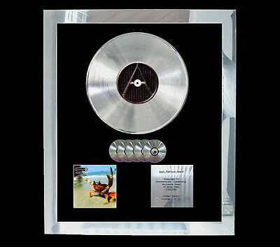 £297.97 • Buy PRODIGY (Keith Flint)  THE FAT OF THE LAND  MULTI (GOLD) CD PLATINUM DISC