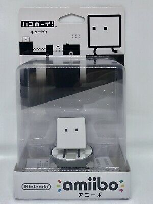 AU300 • Buy Nintendo Amiibo - Qbby Hako / Box Boy - Brand New - Very Rare