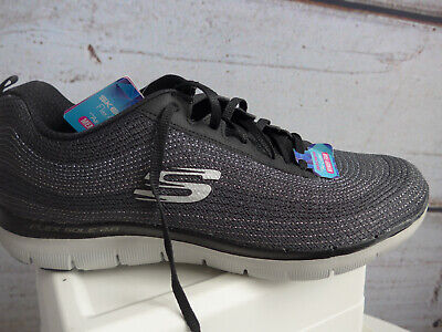 Skechers Lace Up Memory Form Slippers Low Shoe Sneaker Size 40 To 41 (620) • 47.21£