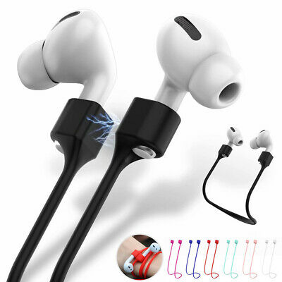 $ CDN3.62 • Buy Anti-Lost Magnetic Strap For Apple AirPods Pro 2/1 Airpod Earphones Sport String