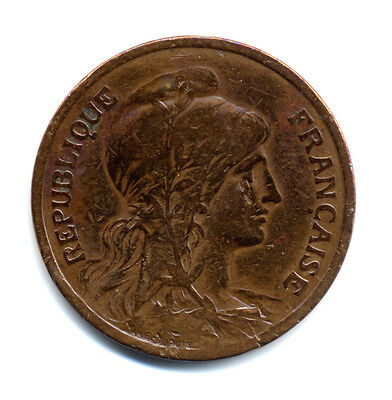 £12 • Buy France 10 Centimes 1916