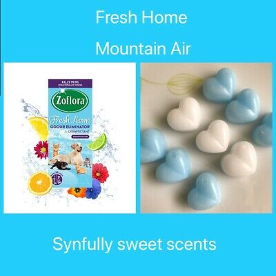 Zoflora Dupe Fresh Home Mountain Air Scented Wax Melts • 2£