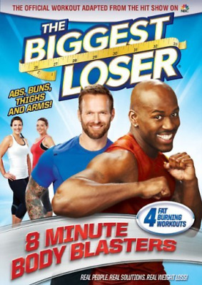 HARPER,BOB-Biggest Loser: 8 Minute Body Blasters DVD NEW • 10.65£