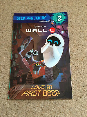 """£3.50 • Buy """"STEP INTO READING"""" Wall.e Book. (Level 2)"""
