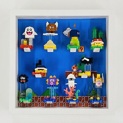 Display Frame Case For Lego Lord Of The Rings General Minifigures  27CM No Figures