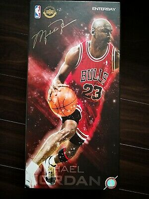 $499.99 • Buy Enterbay Michael Jordan Figure Series 1 Legend Real Masterpiece Road Version New