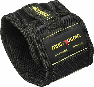 $18.99 • Buy MagnoGrip 002-351 Magnetic Wristband, Black
