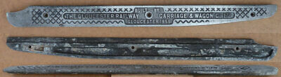 Carriage Step Tread Built By Gloucester Railway Carriage & Wagon Company 1956 • 85£