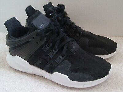 ADIDAS EQT SUPPORT ORTHOLITE Black Trainers Sports Shoes Size UK 5.5 EXCELLENT  • 29.99£