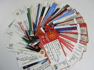 £2.95 • Buy Manchester United Tickets Home And Away 2003-2008 £2.95 Each With Free Post