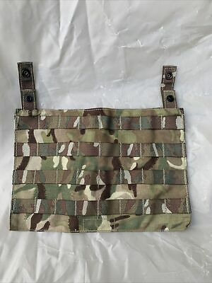 British Army Osprey MK4A IV MTP Molle OPS Panel Multicam Body Armour Vest Grade1 • 7£