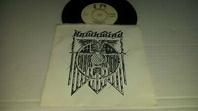HAWKWIND - SILVER MACHINE (LIVE) -UK LIBERTY UP 35381- PICTURE SLEEVE -Ex++/Vg+ • 5.99£